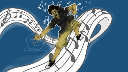 Music Surfing by KeatonTS