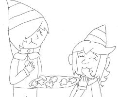 Cake, Candy, and cookies by RosalinasSoulmate