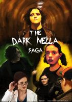 The Dark Nella saga by devillo