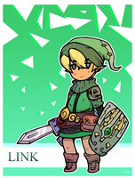 Link-Hero of the stars by boultim