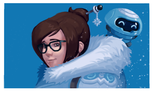 Mei by fivetinsoldiers