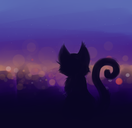 City Lights by TwelvePM