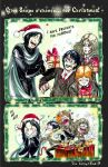 Give Snape a chance... by Manechan