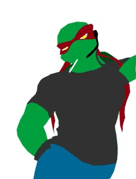 WIP Raph by Tempests-Aria