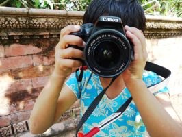Photographer In the Making - Kathmandu '12 by ms-americanpie