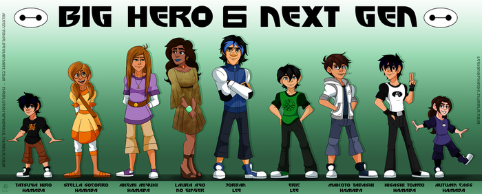 BH6: The Next Generation by Aileen-Rose