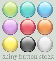shiny buttons by insurrectionx