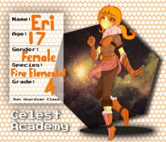~Celest Academy~ Eri Application |Semester IV| by Poke-Chann