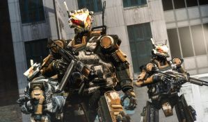 Spectres (TitanFall) by AngryRabbitGmoD