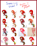 Knuckles Group Project by Tri-shield