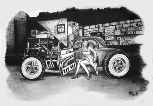 Hot rod by the-mba