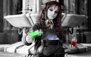 Hermione Granger by Jimmy-Darko
