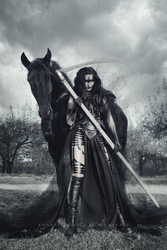Death I by LadyCleopathra