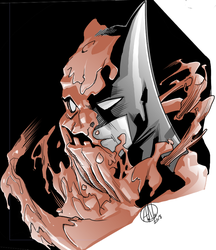 Batman Rogue Gallery: Clayface by TheAdrianNelson
