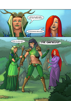 Empress - Issue 1 - Page 22 by NRGComics