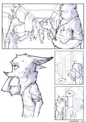 Zootopia Comic |Pg 47 by SprinKah