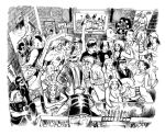 Bar Party by cluedog