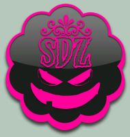 pink glass lovliness by S-Deezy