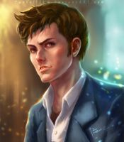 Doctor WHO_10th by pastellZHQ
