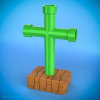 Mario's grave by m7
