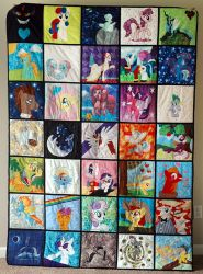 EFNW Charity Quilt by WhiteHeather
