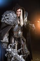 Warcraft cosplay - Arthas Menethil by Aoki-Lifestream