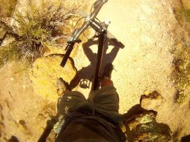 Man Loves His Gopro by ClymberPaddler