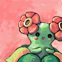 bellossom by SailorClef