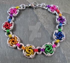 If Dr. Seuss Made Chainmaille... by BittersweetLuna