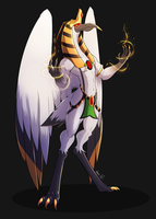 Thoth by UndeadKitty13