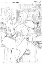 White Queen by wrathofkhan