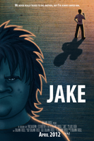 Jake-Movie Poster by BenjaminForsell