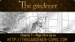 The gardener - CH01P26 by Marc-G