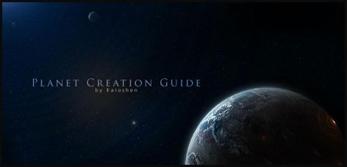 Planet Creation Guide by Kaioshen