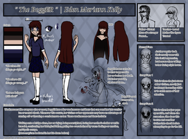 [HORROR/CP? OC REF and BIO!:] ' The BeggER ' by Hooded13
