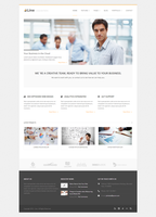 Line - Corporate WordPress Theme by pseudonymus2004