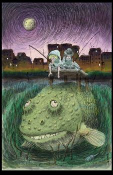 The Big Fish-color by odcinki
