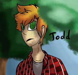 Todd by ScarletKittyCat
