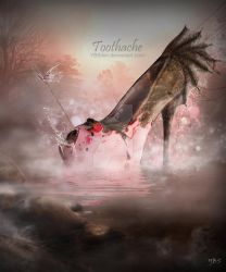Toothache by YBsilon