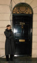 ...and the address is 221B Baker Street by ArwendeLuhtiene