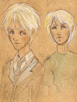 Scorpius Malfoy by Dinoralp
