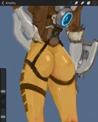 Tracer ass wip by lemon5ky