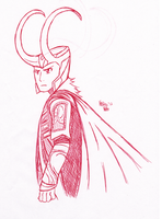Loki by TurtlesaurRex