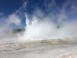 Geyser 5 by Goldystock