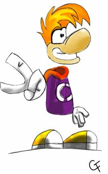 FAVORITE VIDEO GAME CHARACTER by inflammablepapers