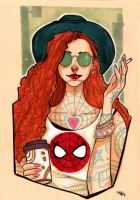 Mary Jane by DenisM79