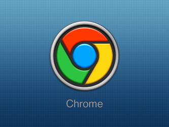 Chrome icon by wakaba556