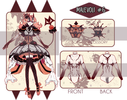 [CS] Malevoli 6: [CLOSED] OTA by acidicchoco