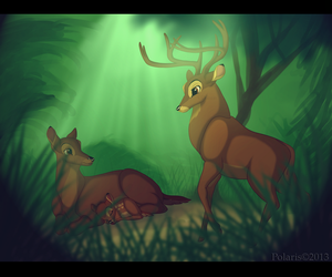 BAMBI - Our son by RakPolaris