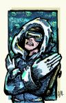 Captain Cold by TheInsaneDingo